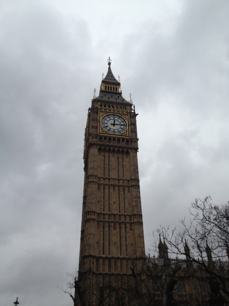 On Thursday I got to be a London tourist for a day. Everyone should be a tourist in their own town sometimes.