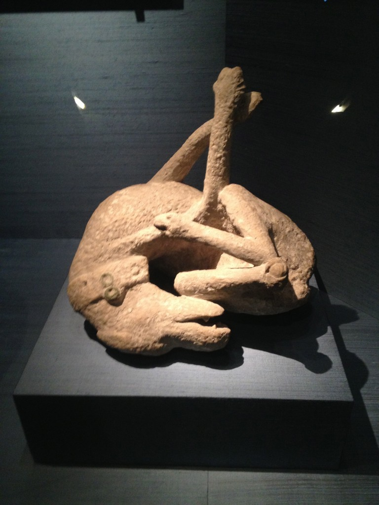 I went to the British Museum to see the Pompeii exhibition. I saw lots of porn there (see my Mama Marmalade FB page)