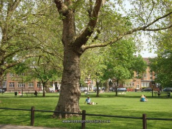 Parsons Green, SW6