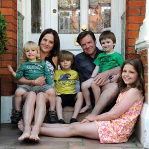 We had some amazing photos taken of us and the kids at our house - beautiful reminders of our wonderful time living in London.