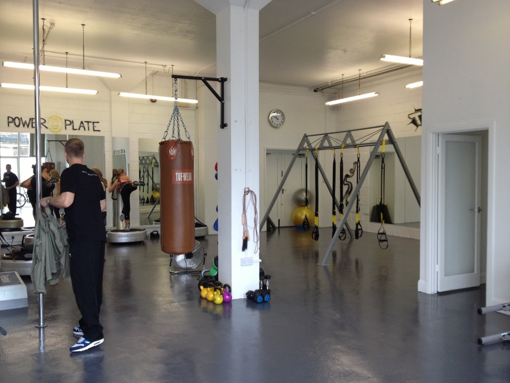 After eating my head off when I was in Scotland I spent loads of time at the brilliant studio I work out at. My future gym in Sydney has big shoes to fill.