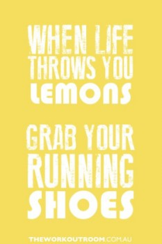life throws lemons at you